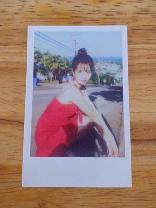 WTS BLACKPINK SUMMER DIARY JISOO PHOTOCARD