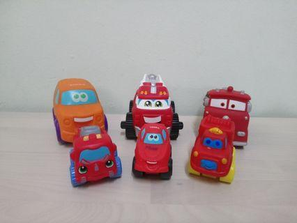 Vehicles Lot For Boys