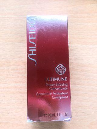 Shiseido ultimune power infusing concentration
