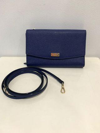 #SALE Kate Spade Winnie Laurel Way Oceanic Blue