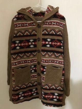 韓版針織外套