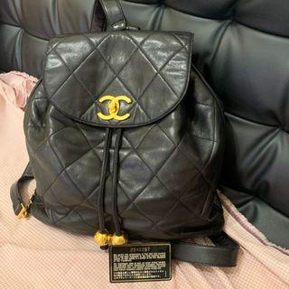 Chanel經典後背包