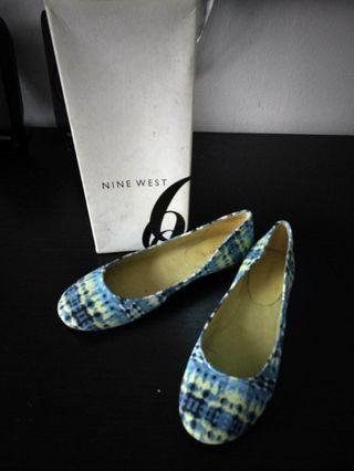 Nine West shoe (pig lining)