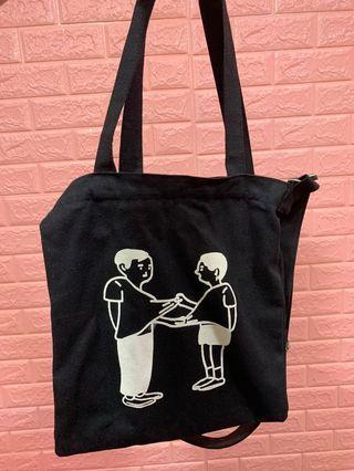 兩用背包·