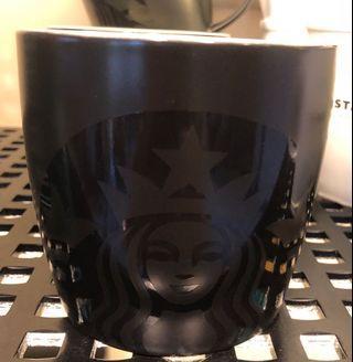 星巴克SG黑女神馬克杯