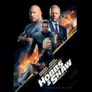 [Rent-A-Movie] FAST AND FURIOUS PRESENTS HOBBS AND SHAW (2019)
