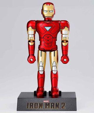 Bandai Chogokin die cast figure Tony Stark Iron Man Mark 6 Mk6 figure
