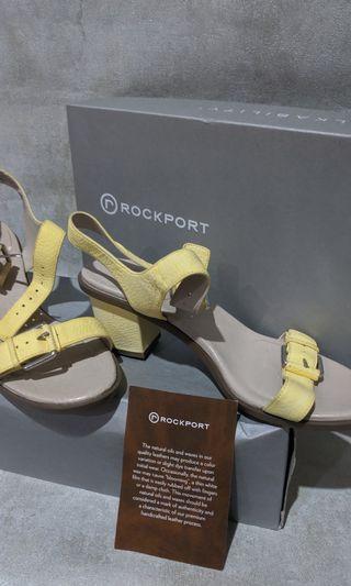 Rockport Block Sandal Heels