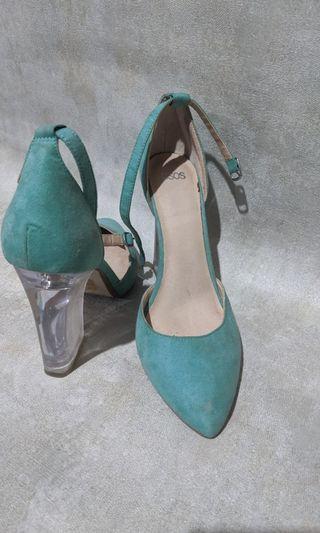 Asos Glass Heels