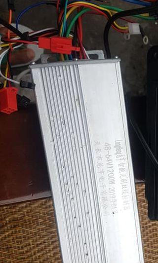 Pulser 500w kiprok1200w