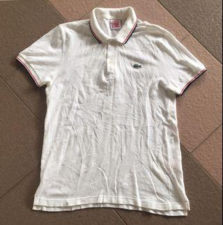 Authentic Lacoste Live 3 shirt limited addition