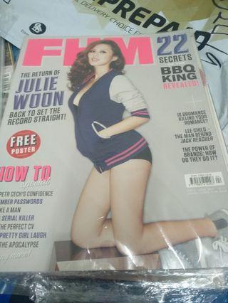 FHM julie woon