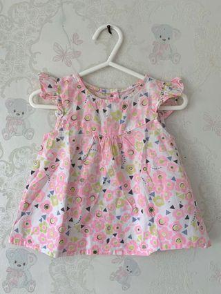 Mothercare pink tops