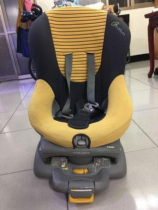 Combi二手汽車安全座椅Zeusturn系列