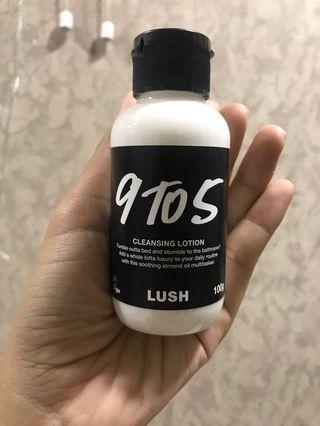 9 to 5 LUSH Cleansing Lotion