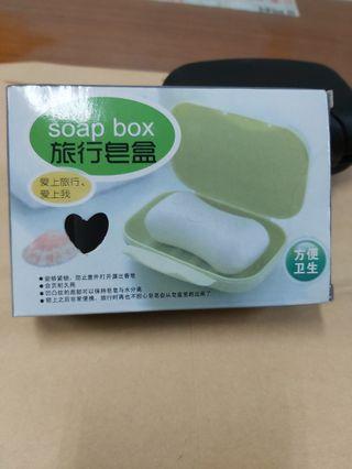 旅行皂盒  彩色皂盒