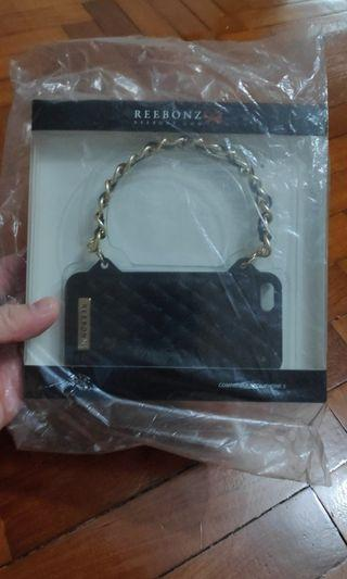 Reebonz exclusive iPhone 5 5s casing with metal sling