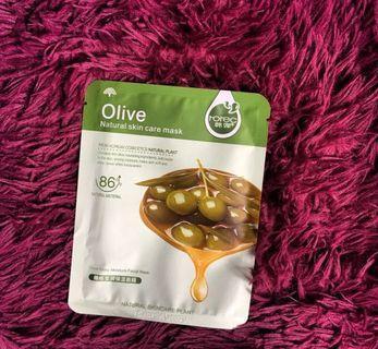 Masker Rorec - Olive
