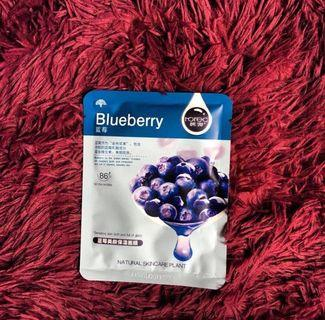 Masker Rorec - Blueberry