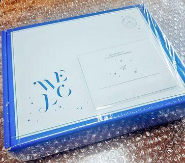 Ong Seung Wu Official Fanclub Membership Kit