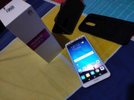 Huawei Nova 2i (Gold) with free Scribd, iflix, & HOOQ accounts