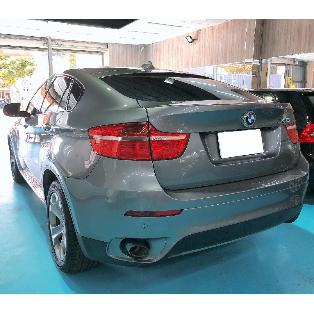 2009灰色霸氣十足X6 35i  可全貸  可車換車