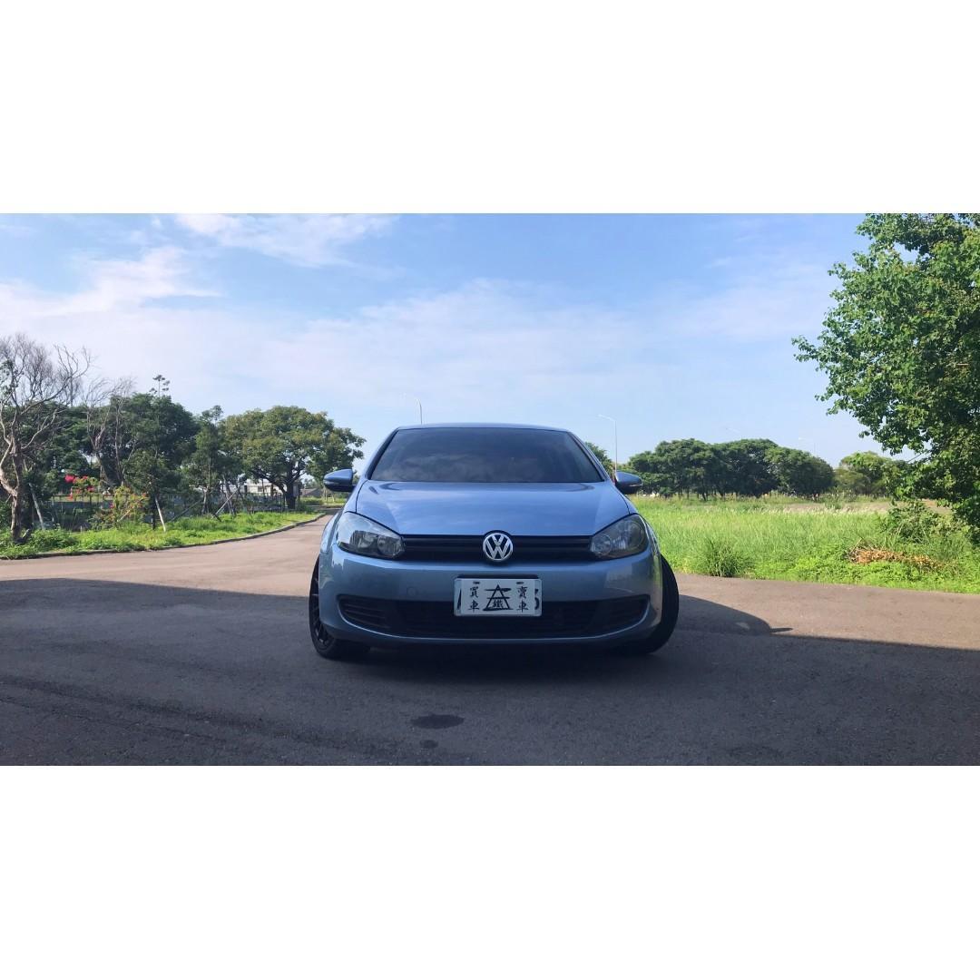 2011 福斯V.W Golf 1.6 國產小車的預算 你值得更好的~~