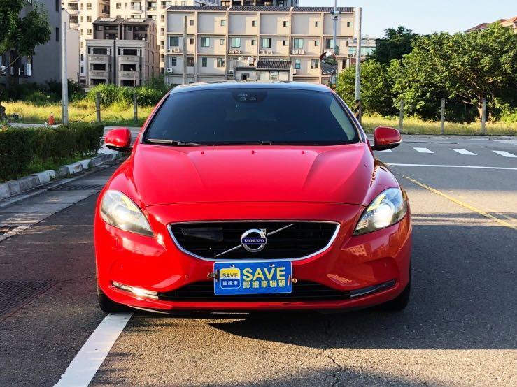 2013 Volvo V40 T5渦輪增壓 頂配 🉑️增貸1-20萬