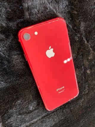 IPhone 8 64 紅