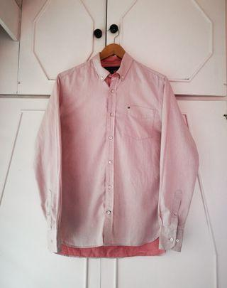 Authentic Tommy Hilfiger Button Down Lomg Sleeve Shirt