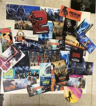 Movie Premiere Pass Collection