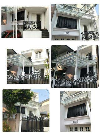 Rumah Minimalis Pondok Indah