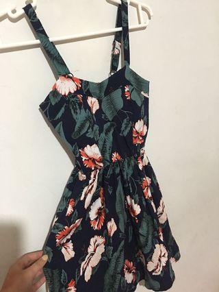 氣質花花裙