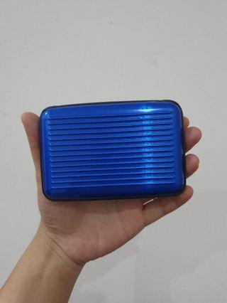 Card Holder (Blue Elektrik)