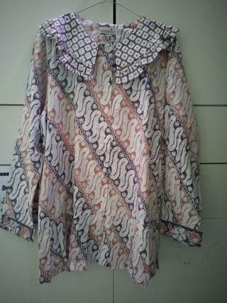 Blouse Batik Batikula uk. L