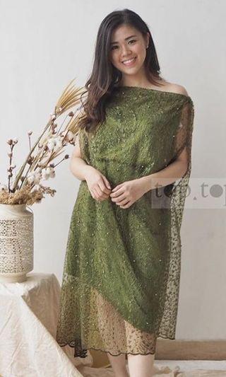 NEW DRESS TILE / TULLE DRESS