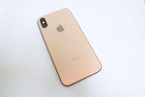 iPhone xs 64g 金
