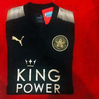 Leicester City Away Jersey 17/18