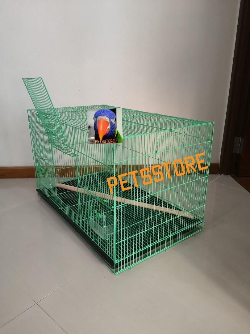 2.5 feet cage