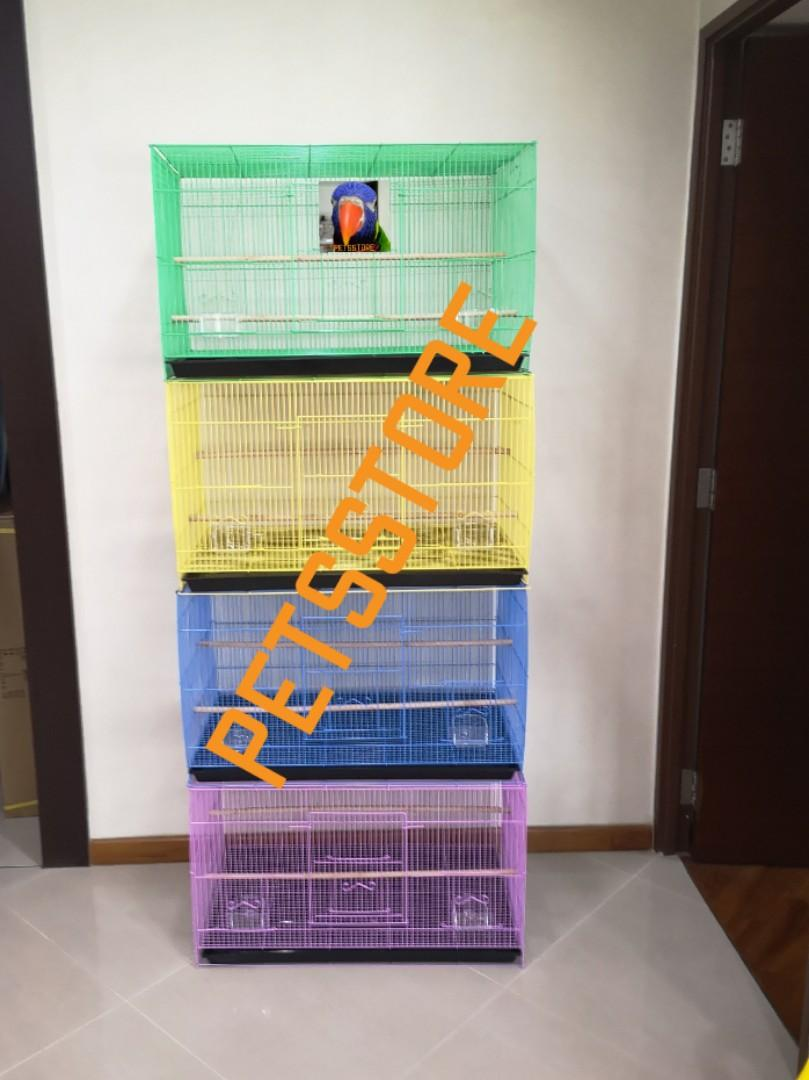 2.5 feet large cage