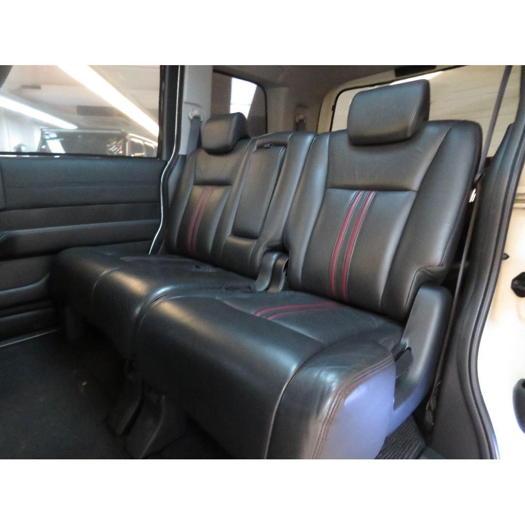 客人寄賣車  2012 HONDA STEPWGN Spada