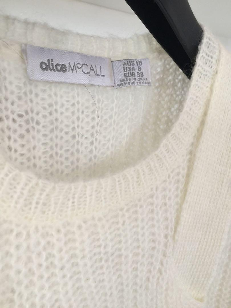 Alice McCall - Knitted Jumper
