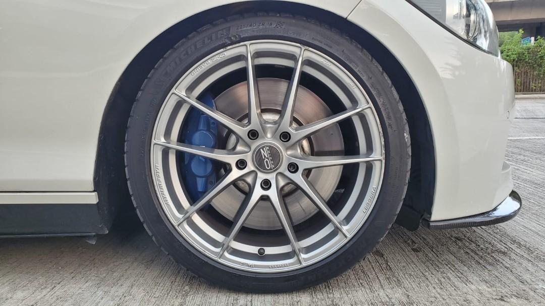 BMW 135 is M (F20) 2013