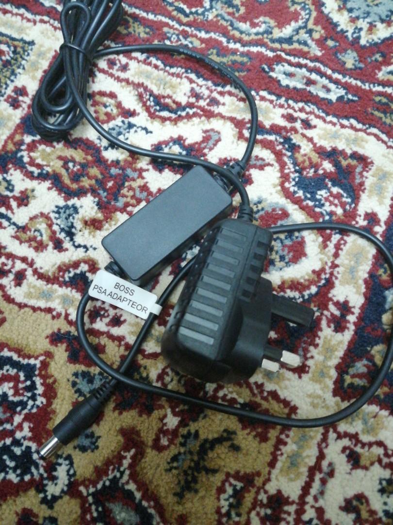 BOSS PSA 9V Adapter Power supply