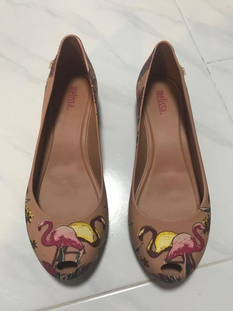 Brand new Melissa Shoes us 7