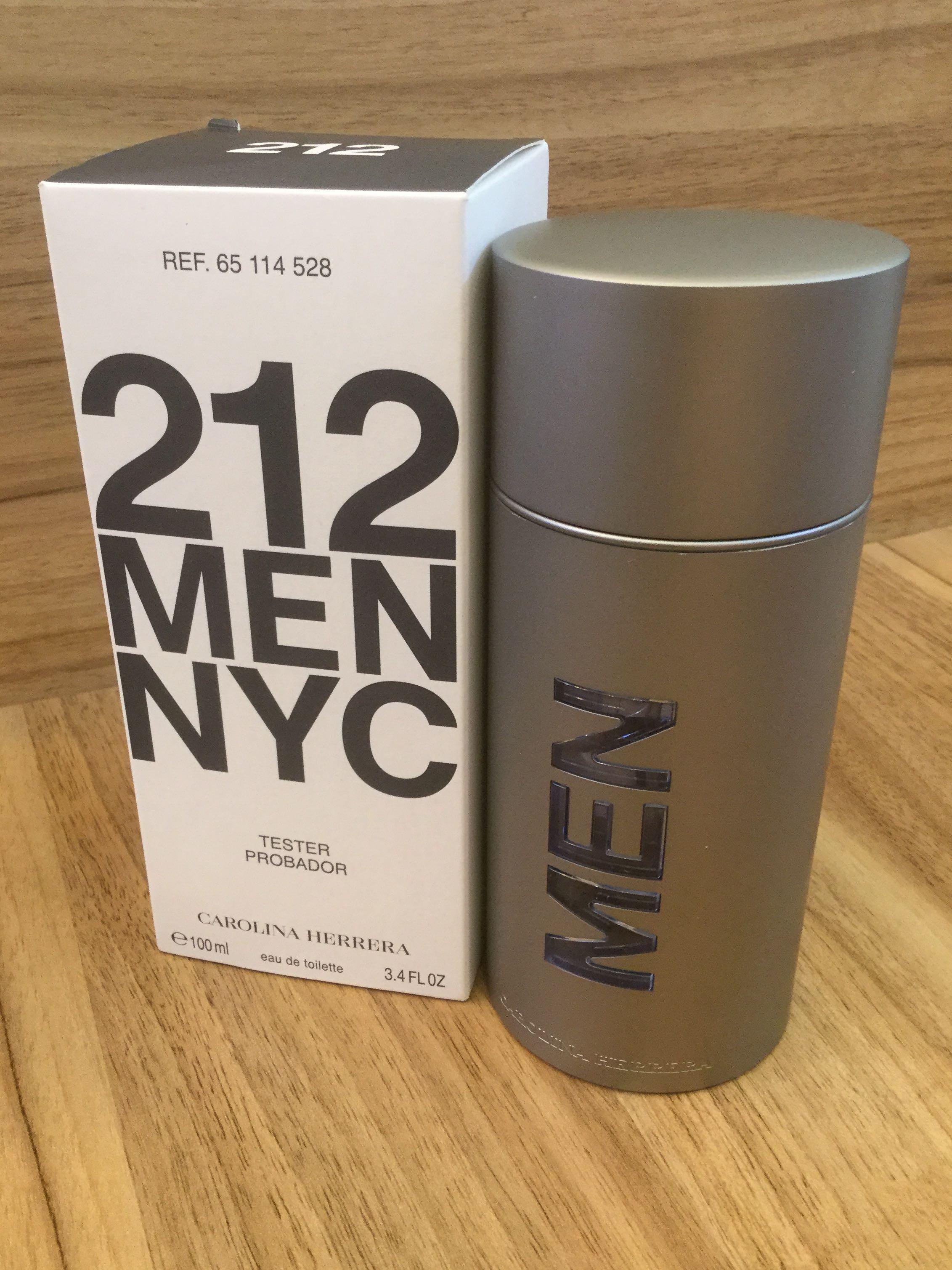 Carolina Herrera 212 Men NYC (reserv)