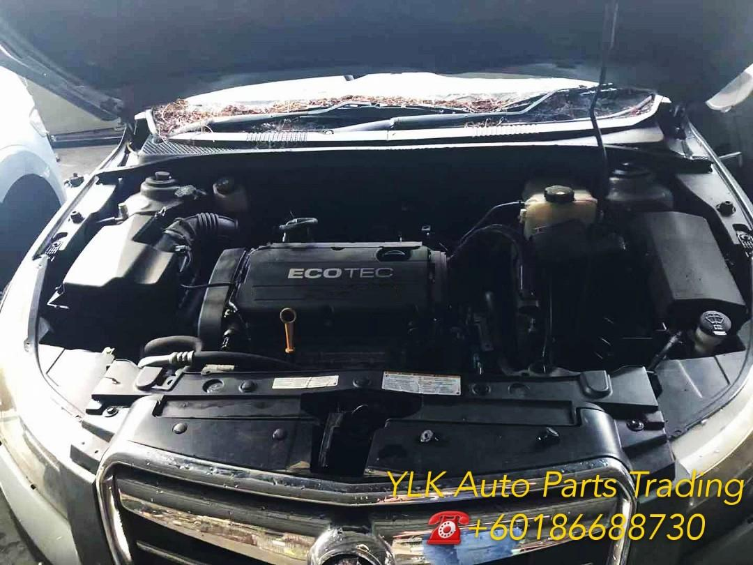 CHEVROLET CRUZE 1.8 USED PARTS FOR SELL