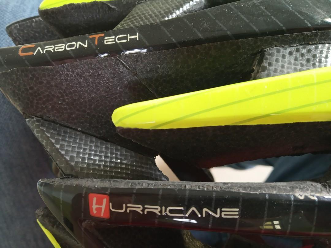 ETTO Hurricane TEAM 安全帽