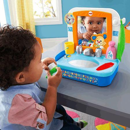 Fisher-Price Let's Get Ready Sink