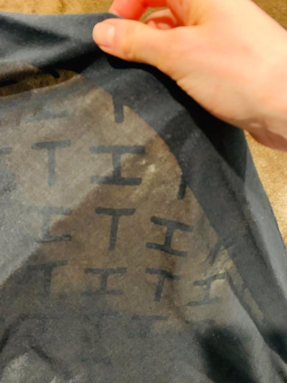 Genuine Tommy Hilfiger black lightweight wrap/scarf